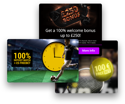 The best promotions
